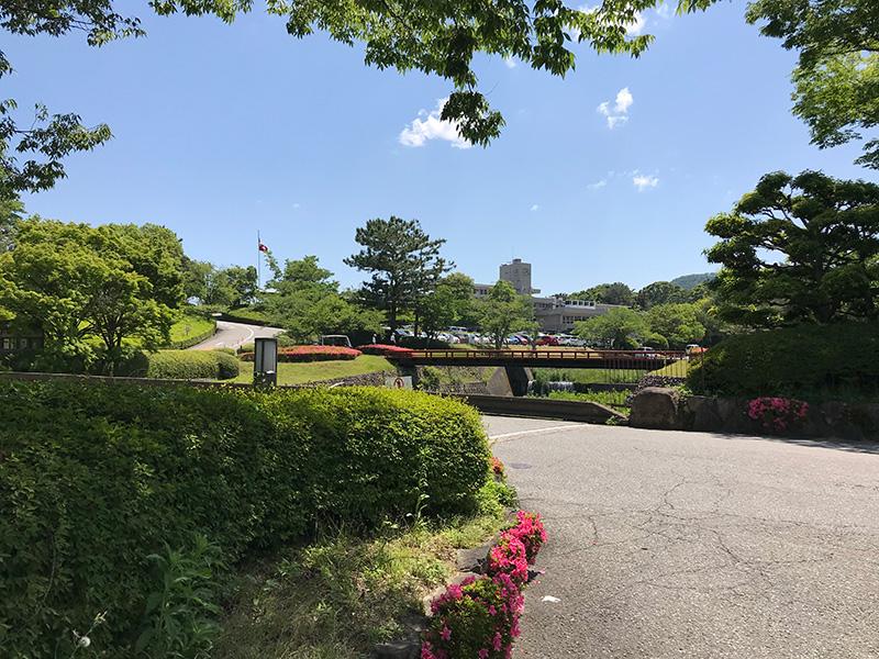 宝塚ゴルフ倶楽部 駐車場 開放