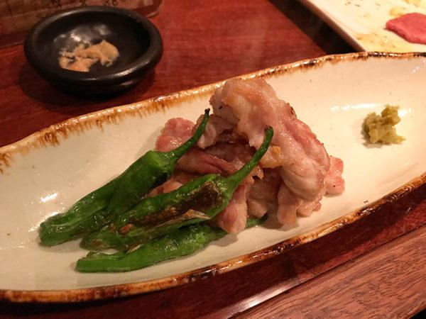 昭和台所 翔 鶏料理