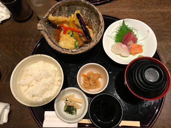 旬和席 うおまん 三ノ宮ミント神戸店 魚定食