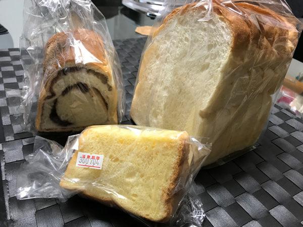 yakitatei ヤキタテイ 出張店 逆瀬川 食パン あん食パン シフォンケーキ