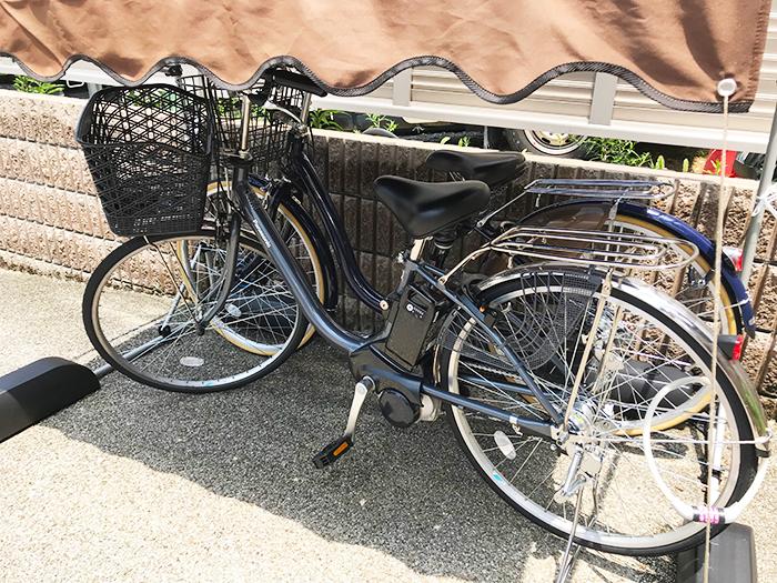 電動アシスト自転車 パナソニック ブリヂストン