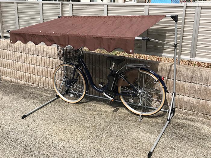 電動アシスト自転車 サイクルガレージ