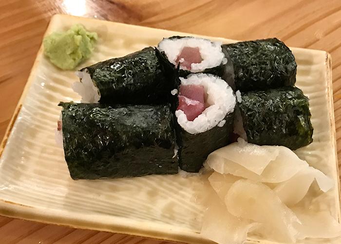海鮮屋台 おくまん 宝塚店 鉄火巻