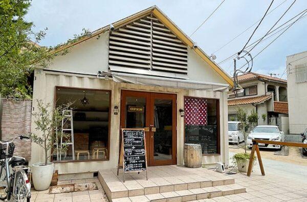 宝塚市 宝塚南口 haru*cafe ハルカフェ