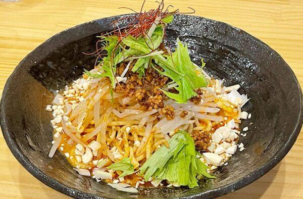 宝塚市 逆瀬川 アピア2 中華料理 ぱんだ楼 冷し担々麵